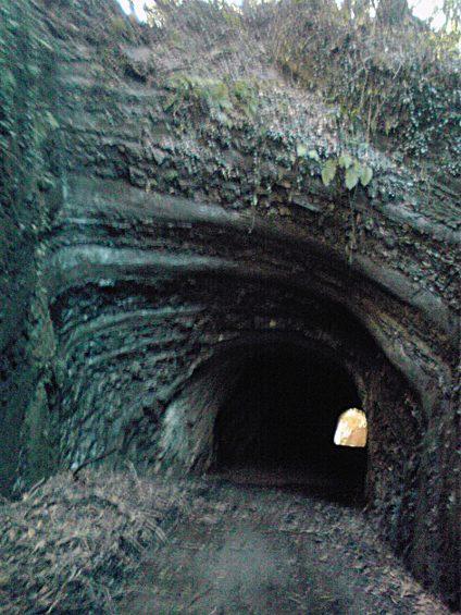 F6F サイコン取り付け後 1回目 くりぬきトンネル