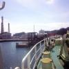 東京湾フェリー 久里浜港 到着
