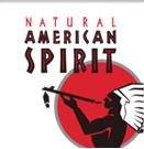 アメスピ ロゴ NATURAL AMERICAN SPIRIT