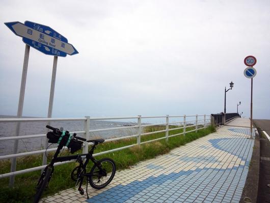 自転車道標識