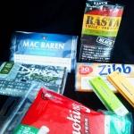 千葉市タバコ屋めぐり 購入品