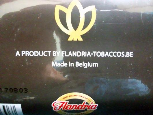 フランドリア・ブラック 「Made in Belgium」