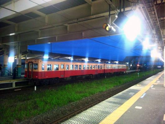 小湊鉄道(五井駅)