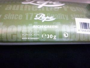 ペペ・リッチグリーン(PEPE RICH GREEN)MADE IN GERMANY
