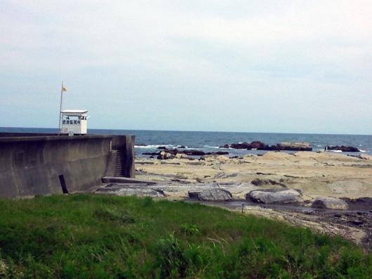 密漁監視所
