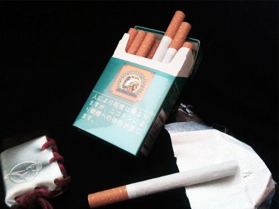 スモーキンジョー・メンソールとスリム・ジッポ(SMOKIN JOES MENTHOL & SLIM ZIPPO)