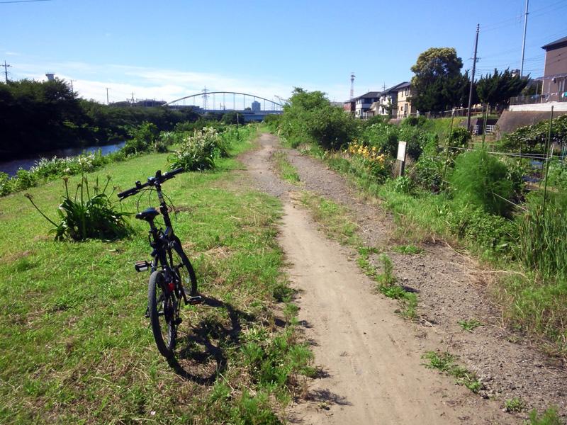 シルヴァF6F 花見川サイクリングコース なのか?