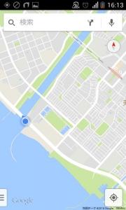 美浜大橋アンダーパス付近 (Googleマップ 02)