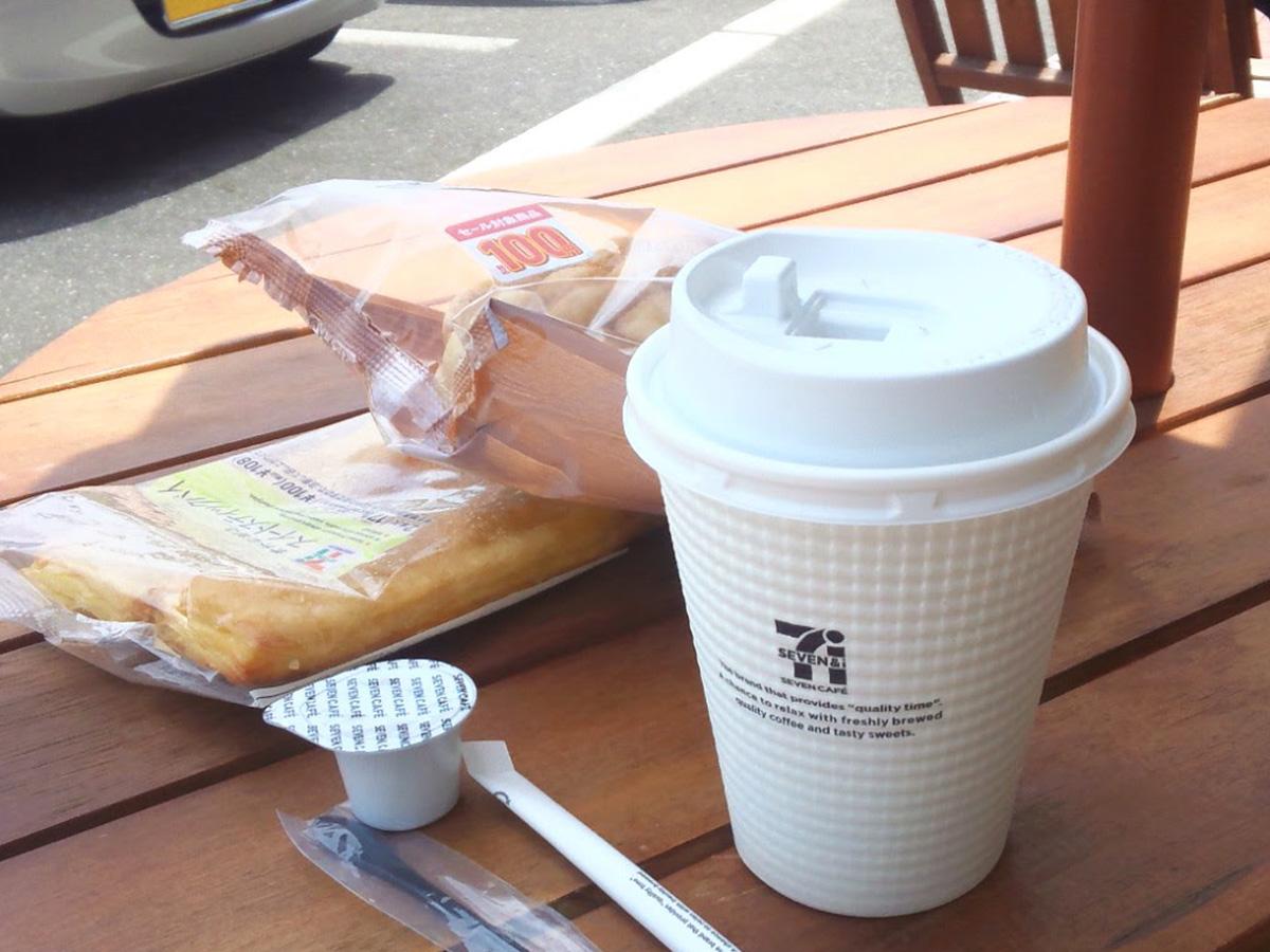 セブンカフェ(レギュラーコーヒー)