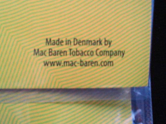 チョイス・レモンチェロ:Made in Denmark