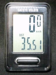 走行距離:35.51 km