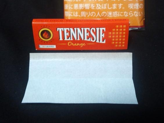 エクセレント・マンゴー:付属ペーパー TENNESIE Orange 60枚入り