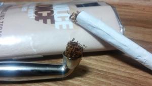 煙管(キセル)で吸うチョイス・ドルチェ