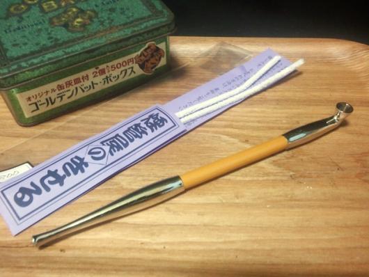 日本たばこアイメックス 煙管屋のキセル