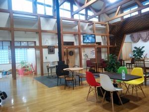 七浦横町(03):休憩室
