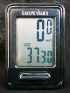 走行距離:37.30 km