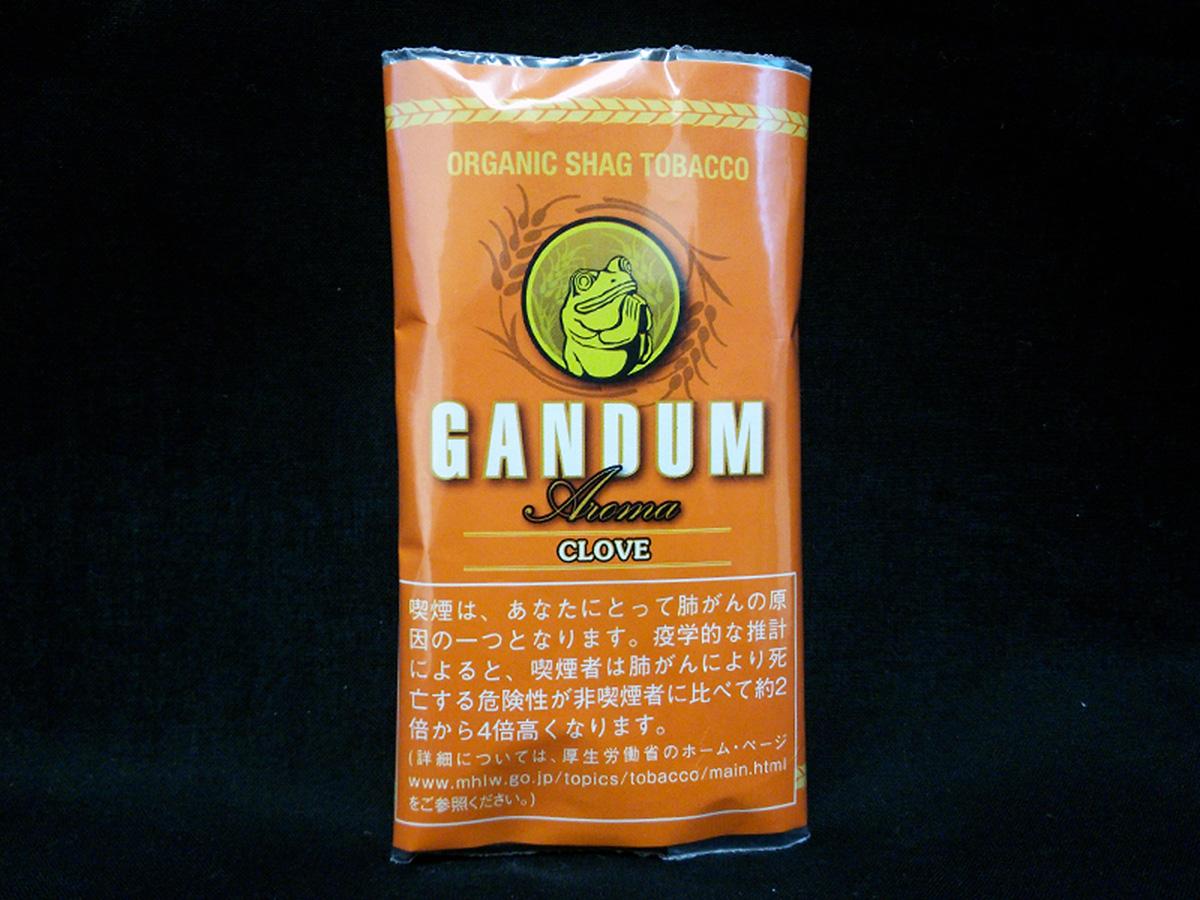ガンドゥン・アロマクローブ(GANGUM AROMA CLOVE)