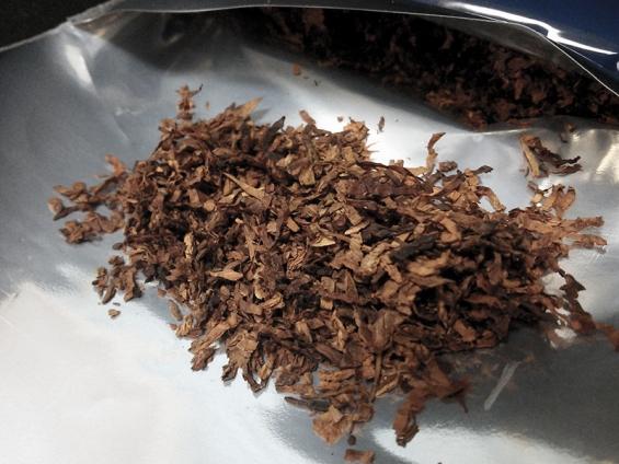アークロイヤル・フルアロマ:タバコ葉の状態
