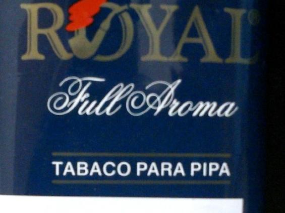 アークロイヤル・フルアロマ:TABACO PARA PIPA