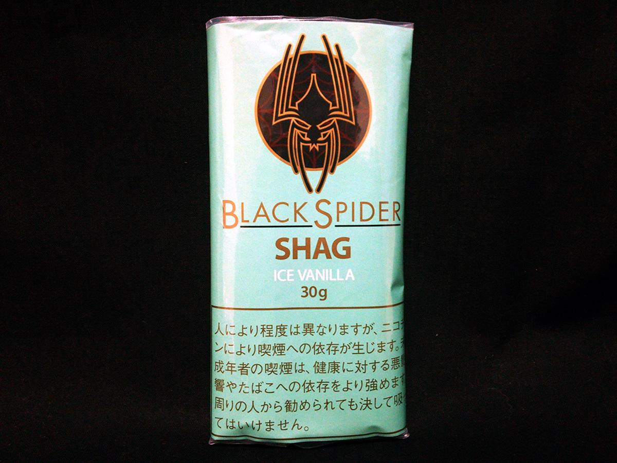 ブラックスパイダー・アイスバニラ(BLACKSPIDER ICE VANILLA)