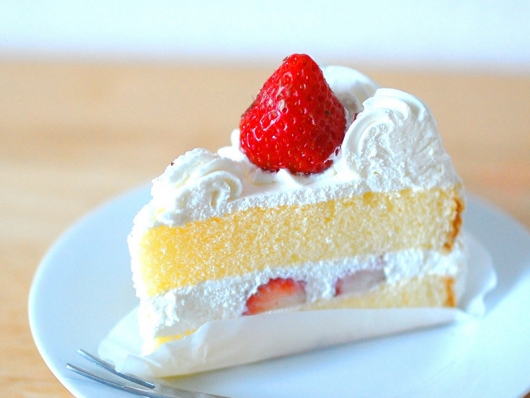 ショートケーキ:ダブルバニラのフレーバーイメージ