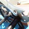 シルヴァF6F:ペダル交換作業中