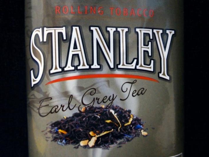 スタンレー・アールグレイティー(STANLEY EARL GRAY TEA):パウチのデザイン