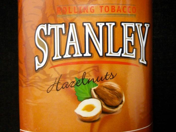 スタンレー・ヘーゼルナッツ(STANLEY HAZELNUTS):パウチのデザイン